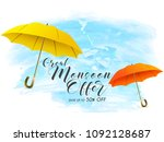 nice and beautiful sale... | Shutterstock .eps vector #1092128687