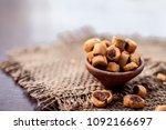 popular indian   asian  snack... | Shutterstock . vector #1092166697