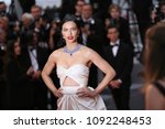 adriana lima attends the... | Shutterstock . vector #1092248453