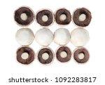mushroom champignon familly | Shutterstock . vector #1092283817