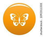 butterfly in wildlife icon.... | Shutterstock .eps vector #1092311333