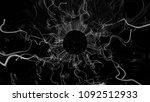 3d render abstract background.... | Shutterstock . vector #1092512933