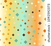 diamond pattern. seamless vector   Shutterstock .eps vector #1092592373