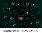 digital marketing growth and...   Shutterstock . vector #1092624377