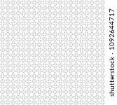 seamless abstract black texture ... | Shutterstock . vector #1092644717