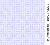 lilac diamond pattern. seamless ... | Shutterstock .eps vector #1092773273