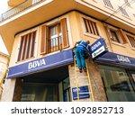 felanitx  palma de mallorca ... | Shutterstock . vector #1092852713