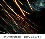 color magic line. abstract... | Shutterstock . vector #1092931757