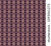 colorful geometric pattern in... | Shutterstock . vector #1093061273