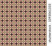 colorful geometric pattern in... | Shutterstock . vector #1093061333