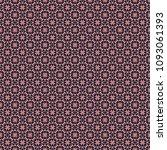 colorful geometric pattern in... | Shutterstock . vector #1093061393