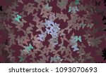 abstract halftone background... | Shutterstock .eps vector #1093070693