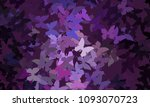 abstract halftone background... | Shutterstock .eps vector #1093070723