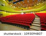 the auditorium seats    Shutterstock . vector #1093094807