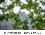 great wall of china seen... | Shutterstock . vector #1093159733