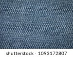 old denim fabric background... | Shutterstock . vector #1093172807