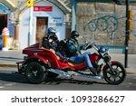 hastings east sussex uk 07 05... | Shutterstock . vector #1093286627