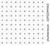 seamless abstract black texture ... | Shutterstock . vector #1093299443