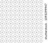 seamless abstract black texture ... | Shutterstock . vector #1093299947