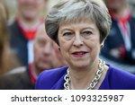 london  uk. 15 may  2018. prime ... | Shutterstock . vector #1093325987
