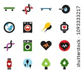 solid vector icon set   washer... | Shutterstock .eps vector #1093333217