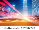 shanghai lujiazui finance  ... | Shutterstock . vector #109337273