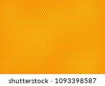 orange comic pop art halftone...   Shutterstock .eps vector #1093398587