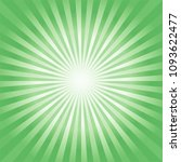 abstract summer soft green rays ... | Shutterstock .eps vector #1093622477