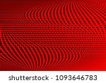 gradient polka dots red...   Shutterstock .eps vector #1093646783