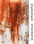 metal rust background metal... | Shutterstock . vector #1093656923