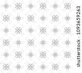 seamless abstract black texture ... | Shutterstock . vector #1093659263