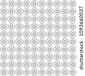 seamless abstract black texture ... | Shutterstock . vector #1093660037