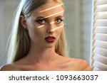 beauty  fashion  look  concept. ...   Shutterstock . vector #1093663037