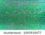 python programming developer... | Shutterstock . vector #1093910477