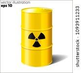 realistic industrial metal... | Shutterstock .eps vector #1093911233
