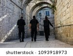 jerusalem israel may 17  2018... | Shutterstock . vector #1093918973