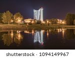 minsk  belarus   may 2  2018 ... | Shutterstock . vector #1094149967