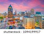 milwaukee  wisconsin  usa...   Shutterstock . vector #1094199917