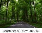 a beautiful road through the... | Shutterstock . vector #1094200343