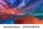 inner world series. interplay... | Shutterstock . vector #1094338493