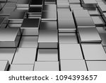 abstract background of cubes....   Shutterstock . vector #1094393657