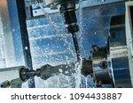 milling metalworking process.... | Shutterstock . vector #1094433887