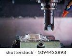 milling metalworking process.... | Shutterstock . vector #1094433893