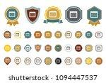vector calendar  icon | Shutterstock .eps vector #1094447537