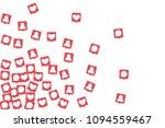 social media marketing...   Shutterstock .eps vector #1094559467