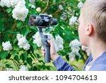 minsk  belarus   may  2018  dji ... | Shutterstock . vector #1094704613