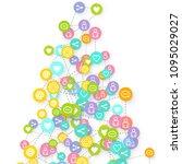 social media marketing ...   Shutterstock .eps vector #1095029027