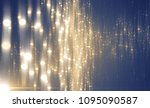glamour abstract background... | Shutterstock . vector #1095090587