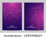 modern vector templates for... | Shutterstock .eps vector #1095598607