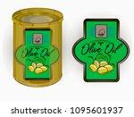 vector illustration of a label... | Shutterstock .eps vector #1095601937